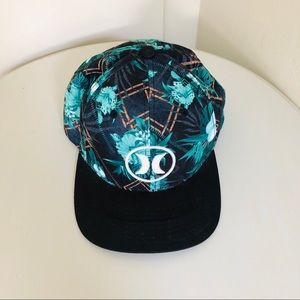 Hurley Tropical Snap back hat